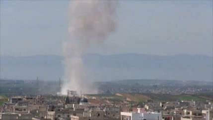 Ejército sirio entra a Idlib para eliminar a terroristas