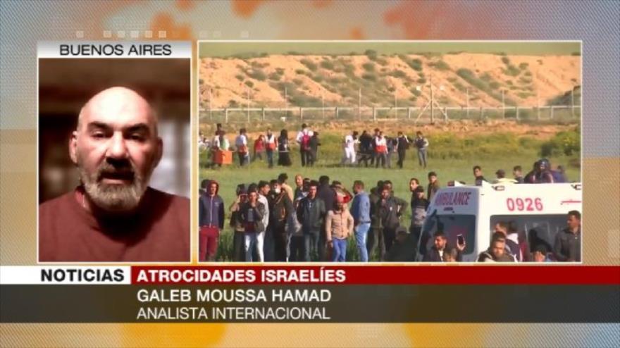 Moussa: Crímenes de Israel se quedan impunes por apoyo de EEUU | HISPANTV