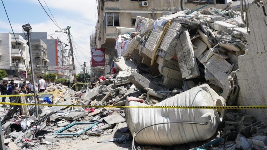ONU: Israel demuele 41 casas en Al-Quds y Cisjordania en 15 días | HISPANTV