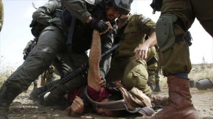 'Palestinos reciben 'tratos inhumanos' en cárceles israelíes'