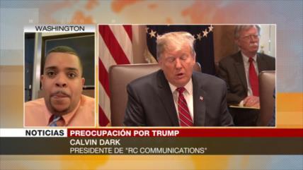 Analista Dark ve 'probable' reelección de Trump en comicios 2020