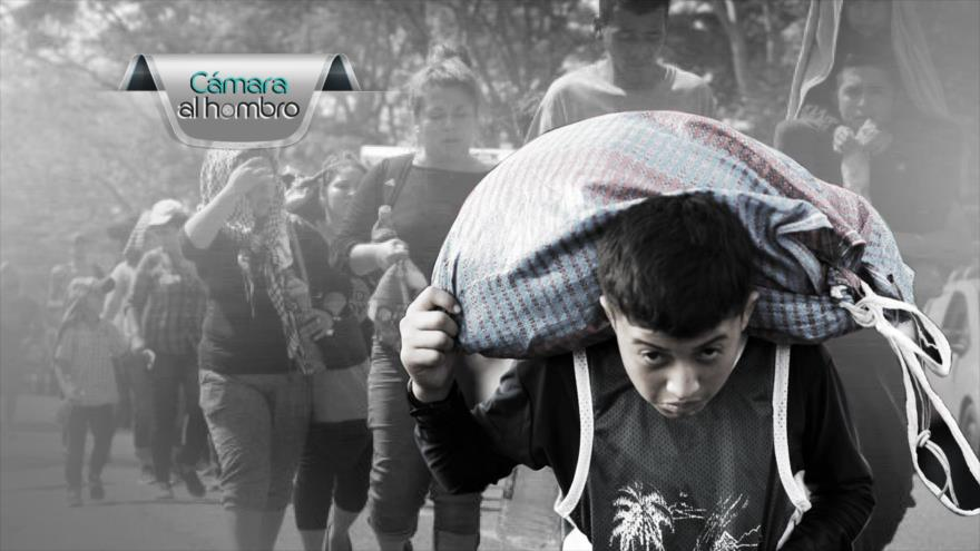 Cámara al Hombro: México, temor ante incremento de migrantes en Chiapas
