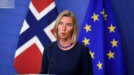 Europa apoya a Irán y pide evitar una escalada de tensión