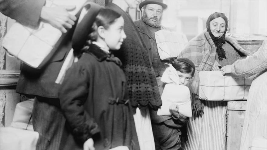 Creación de Israel, Parte II: Migración judía