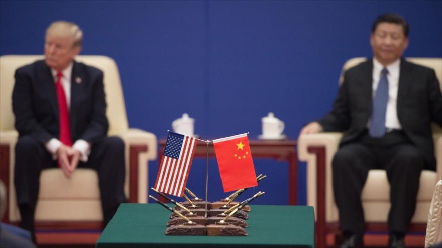 China responde a Trump y sube los aranceles a productos de EEUU | HISPANTV