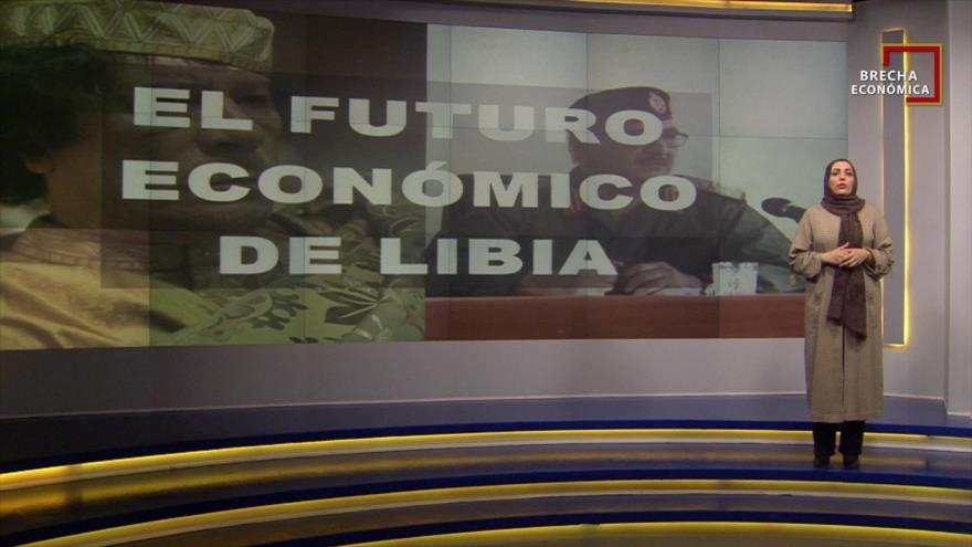 Brecha Económica: Libia; una economía de soporte vital