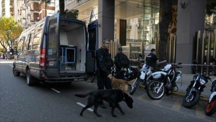 Evacuan Casa Rosada de Argentina por amenaza de bomba