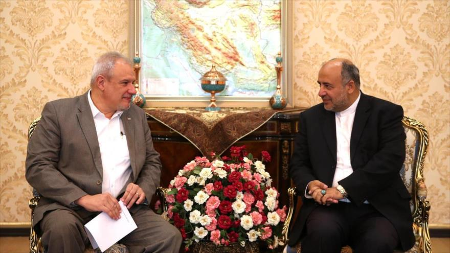 Irán y Cuba comparten puntos comunes contra imperialismo de EEUU | HISPANTV
