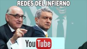 Detrás de la Razón; Sin Censura con Vicente Serrano: la nueva guerra de EEUU, Trump y López Obrador