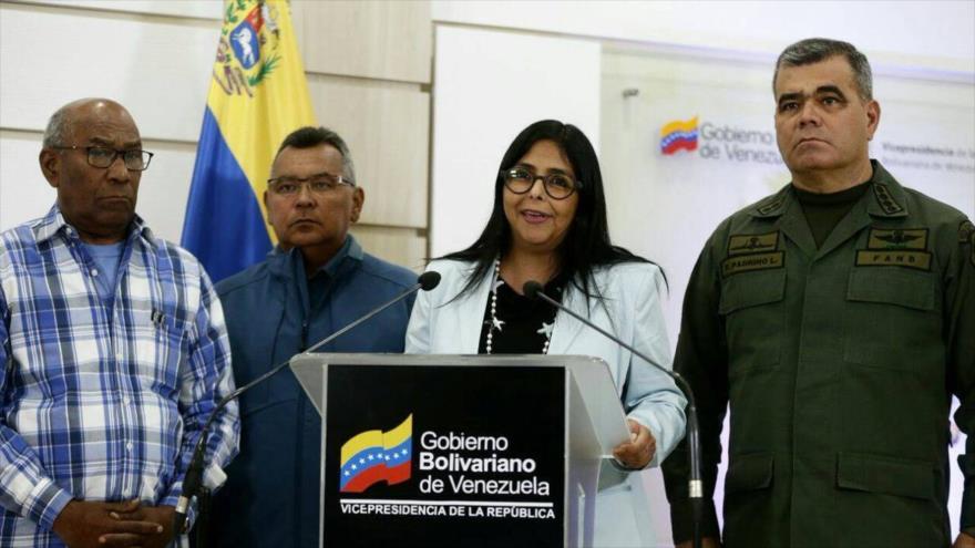 'Representante de Guaidó pide a EEUU que ataque Venezuela' | HISPANTV