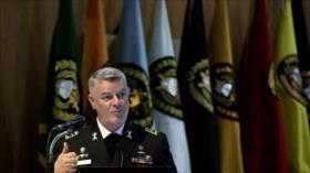 Comandante de Armada iraní: Enemigos no se atreven agredir a Irán
