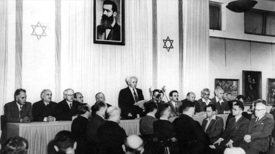 """Creación de Israel, Parte III: """"Independencia"""""""