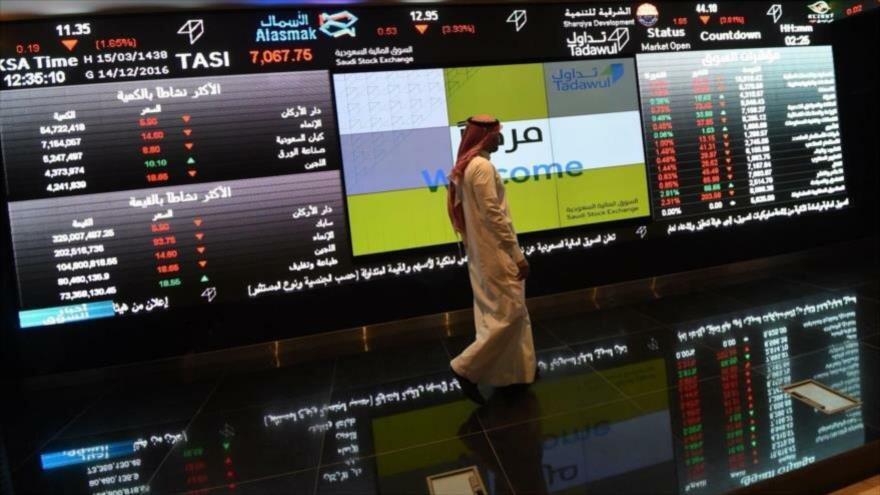 Bolsa de Arabia Saudí cae 2 % tras ataque de drones yemeníes | HISPANTV