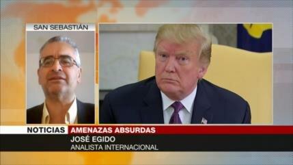 Egido: EEUU sueña con derrota de Irán, pero subestima su fortaleza