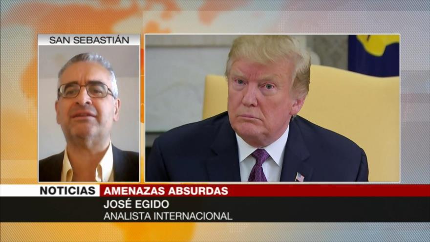 Egido: EEUU sueña con derrota de Irán, pero subestima su fortaleza | HISPANTV