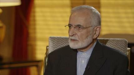 Irán insta a Europa a defender sus propios intereses frente a EEUU