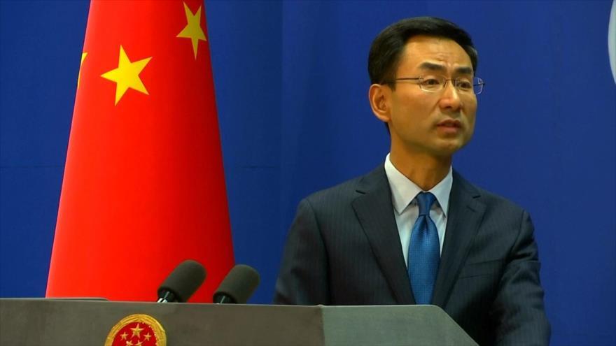 China advierte a EEUU de no subestimarla en la guerra comercial
