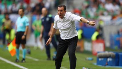 Marc Wilmots, nuevo entrenador del equipo nacional de fútbol iraní