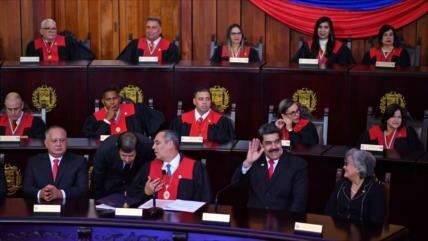 TSJ de Venezuela imputa a 4 diputados por fallido golpe de Estado