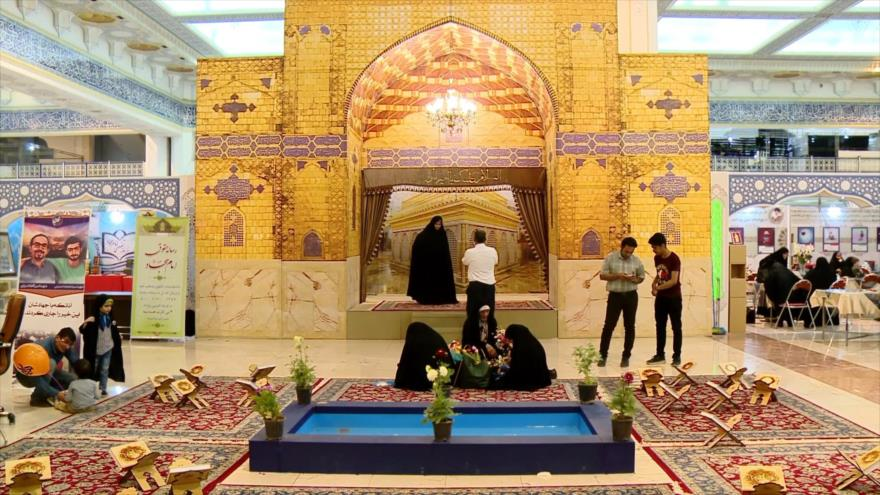 En Irán se celebra la XXVII Feria Internacional del Sagrado Corán
