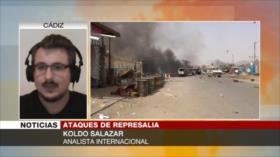 Salazar: Yemen ejerció su legítima defensa al atacar Arabia Saudí