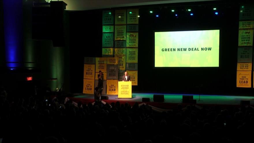 Activistas en EEUU buscan combatir la crisis climática