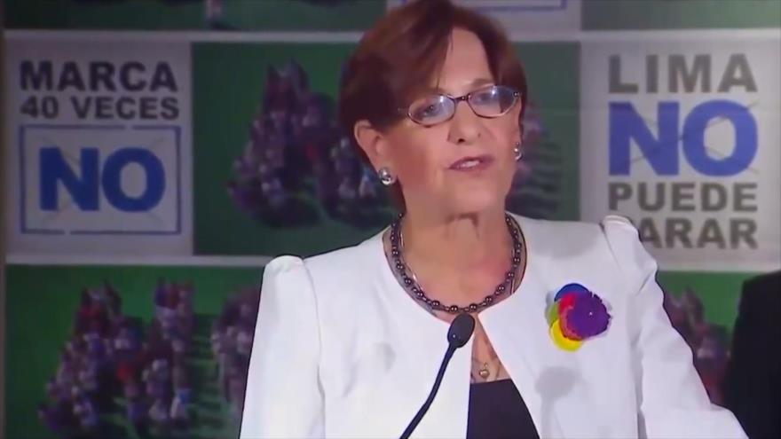 Exalcaldesa Susana Villarán será trasladada a un penal en Lima