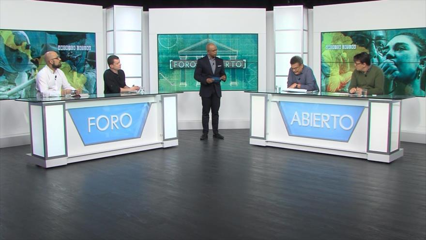 Foro Abierto; América Latina: prevén descenso del crecimiento económico