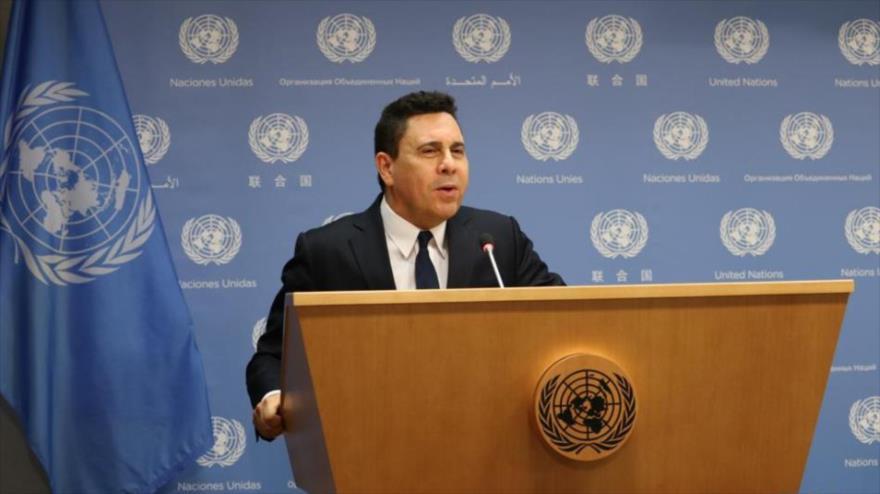 Venezuela denuncia en ONU el asedio a su embajada en Washington | HISPANTV