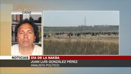 González: Creación de Israel ha traído inestabilidad a la región