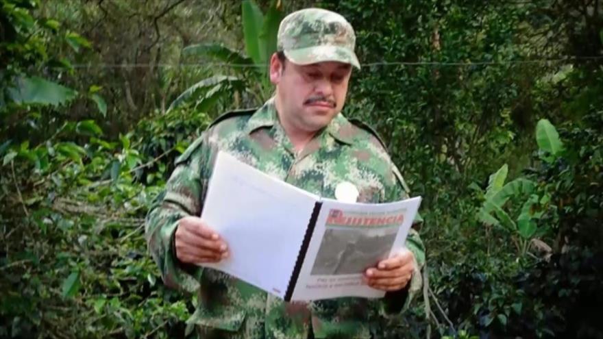 Asesinan al primer excomandante de las antiguas FARC