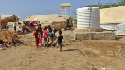 """""""Cada día 8 niños yemeníes son asesinados, heridos o reclutados"""""""