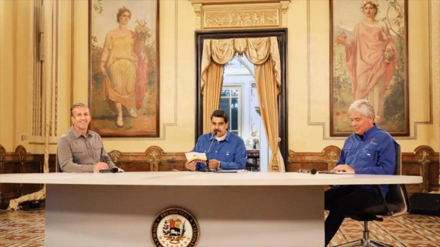 Maduro: EEUU se dañó a sí mismo al cancelar vuelos con Venezuela