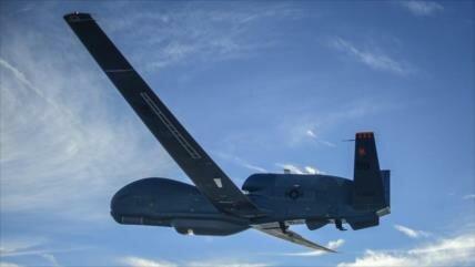 EEUU vigila territorios rusos en Europa con dron espía