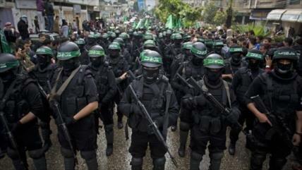HAMAS dice que no dejará las armas por normalizar lazos Israel