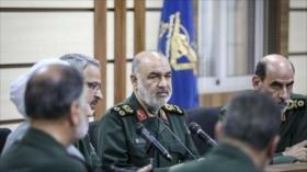 General iraní alerta: Enemigos han llegado al final de la línea