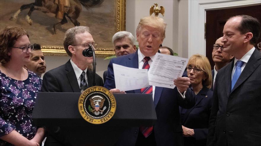 Diputados advierten a Trump sobre consecuencias de guerra con Irán | HISPANTV