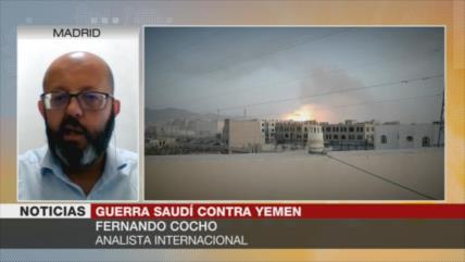 Cocho: Europeos deben dejar de ser 'hipócritas' ante crisis yemení