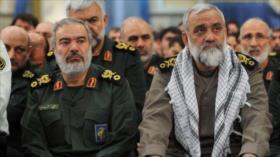 Líder iraní designa a nuevos comandantes del Cuerpo de Guardianes