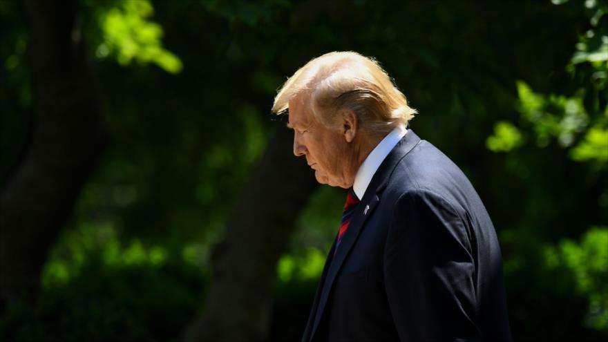Trump espera que no estalle una guerra entre EEUU e Irán | HISPANTV