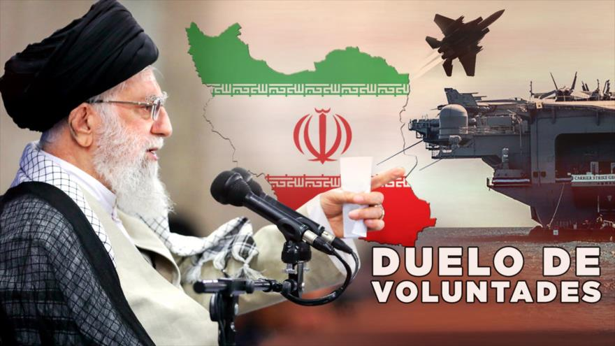 Detrás de la Razón: ¿Está EEUU preparando la guerra contra Irán?
