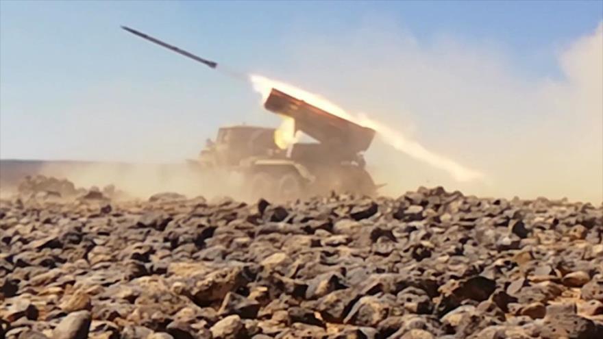 Vídeo: Ejército sirio erradica de terroristas nueva área en Idlib   HISPANTV