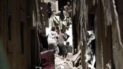 Irán repudia complicidad de Occidente en crímenes saudíes en Yemen
