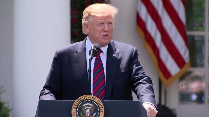 Plan de Trump pretende frenar el flujo migratorio a EEUU