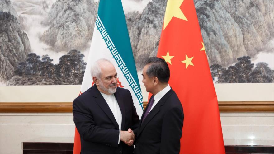 China declara su apoyo a Irán frente a las presiones de EEUU   HISPANTV