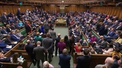 Corbyn da por terminadas las negociaciones con May sobre el Brexit