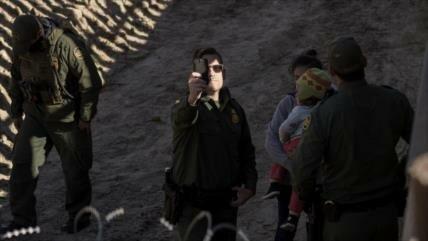 'EEUU acosa a activistas y periodistas en frontera con México'