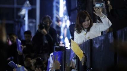 Alertan de posibilidad de que 'maten' a Cristina Fernández
