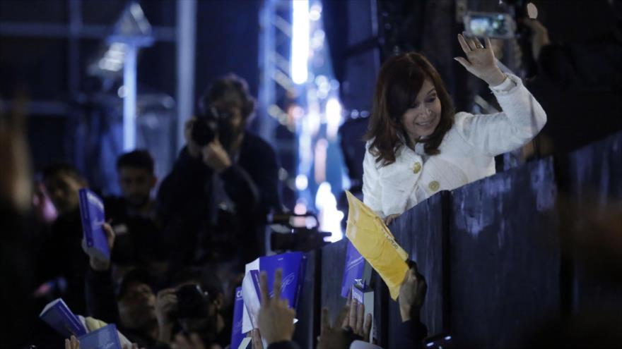 Alertan de posibilidad de que 'maten' a Cristina Fernández | HISPANTV