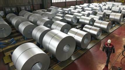 EEUU elimina aranceles a acero y aluminio de Canadá y México